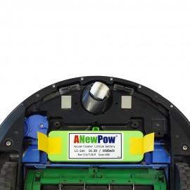 Аккумулятор для iRobot Roomba 5xx/6xx/7xx/8xx/9xx и Scooba 450  Li-ion 4400 mAh