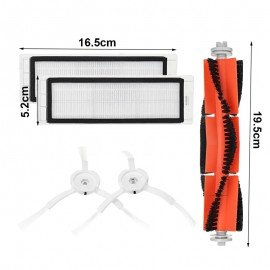 Фильтры и щетки для робота-пылесоса Xiaomi Mi Robot Vacuum Cleaner   (набор)
