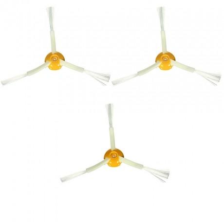 Боковые щетки (3 шт.) для iRobot Roomba 800, 900 серии