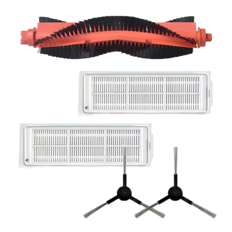 Фильтры и щетки  для робота-пылесоса Xiaomi Mi Robot MOP P (набор)