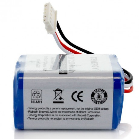 Аккумулятор для iRobot Braava 380 и 380T и 390T