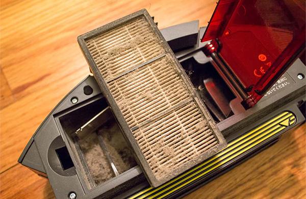 Как часто менять фильтры в роботах-пылесосах?